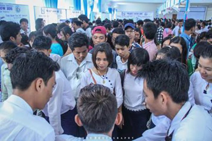 Myanmar Aerospace Engineering University Project Show 2016